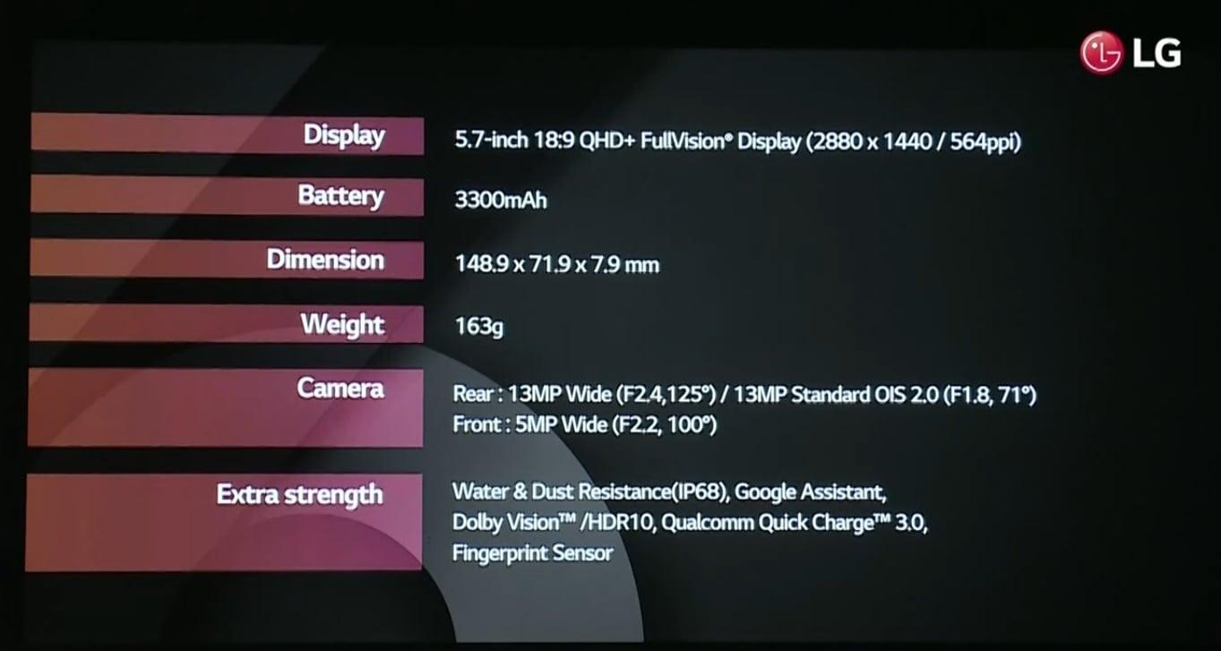 Tabletowo.pl Premiera LG G6 - flagowca, który ma odmienić los koreańskiej firmy Android LG MWC 2017 Nowości Smartfony