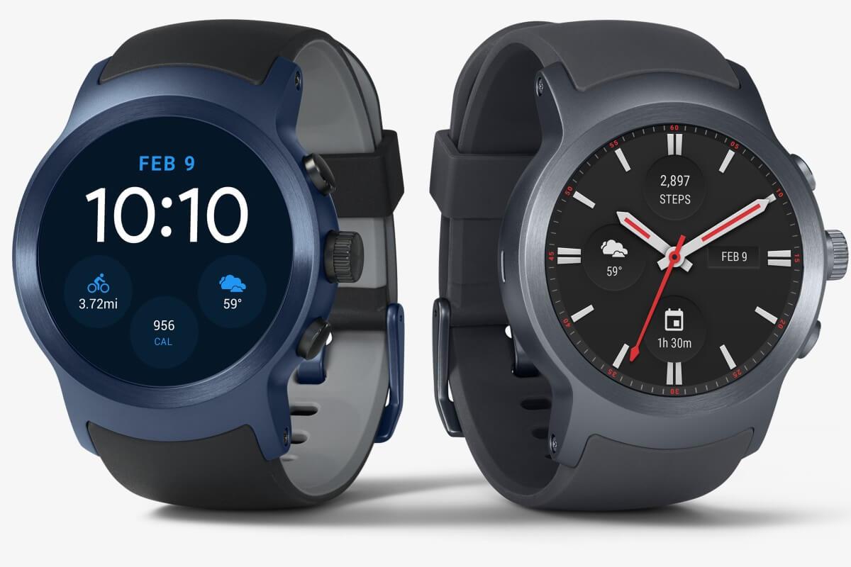 Tabletowo.pl Premiera LG Watch Style i LG Watch Sport: specyfikacja, cena, dostępność Android Google LG Nowości Wearable