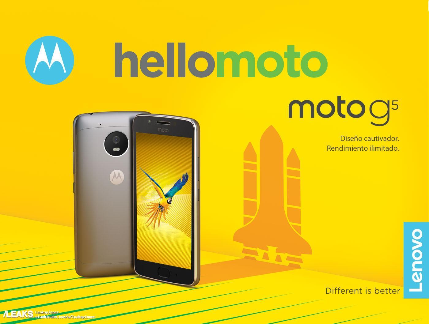 Lenovo Moto G5 w GFXBench. Dobra wiadomość: będą dwie wersje 27