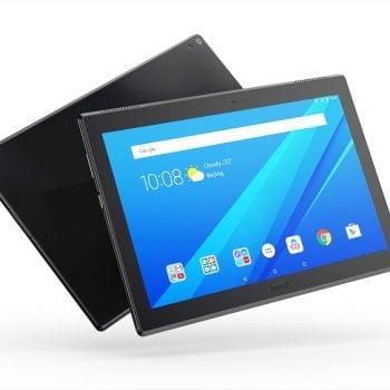 Tabletowo.pl Lenovo ma w ofercie cztery nowe tablety: Tab 4 8, Tab 4 8 Plus, Tab 4 10 i Tab 4 10 Plus Android Lenovo MWC 2017 Nowości Tablety