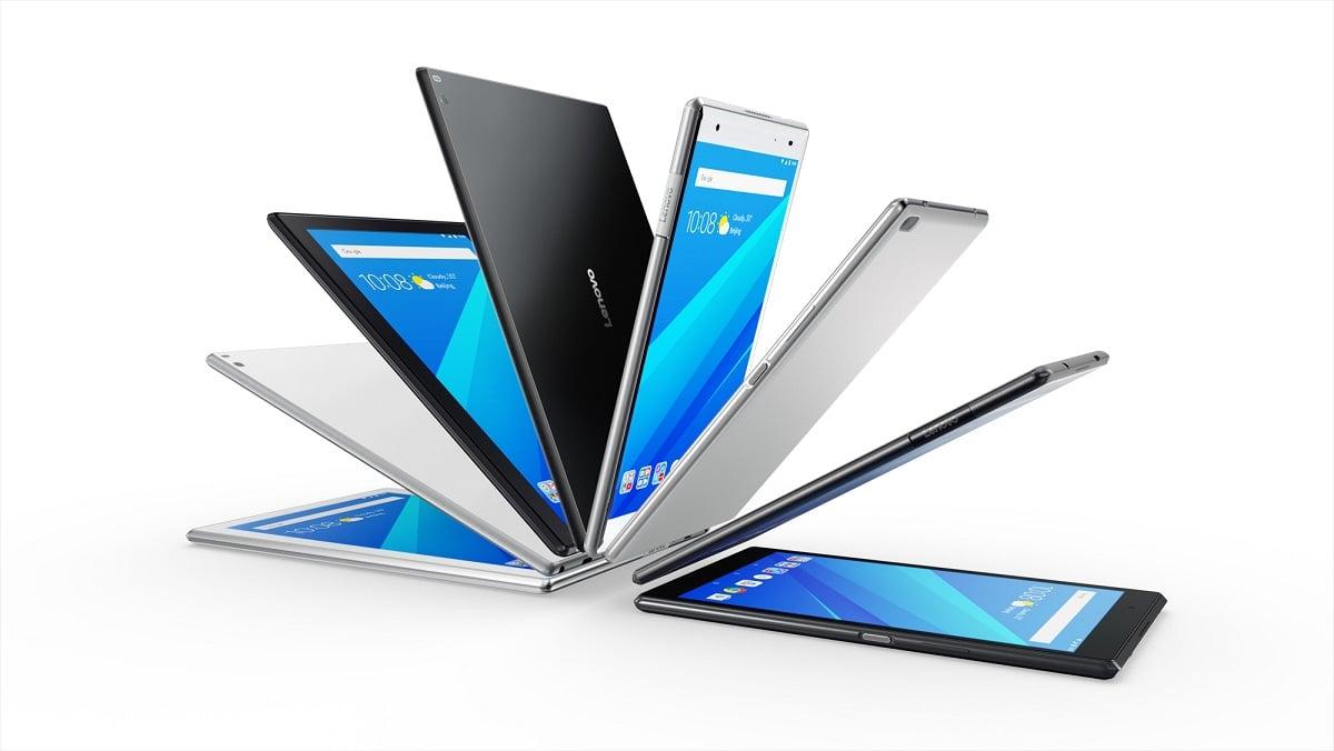 Tabletowo.pl Tablety Lenovo Tab 4 8, Tab 4 8 Plus, Tab 4 10 i Tab 4 10 Plus debiutują w Polsce. Oto ceny Android Lenovo Tablety