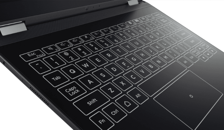 Tabletowo.pl Lenovo Yoga A12 przypomina model Yoga Book, ale jest tańsza Android Lenovo Nowości Tablety