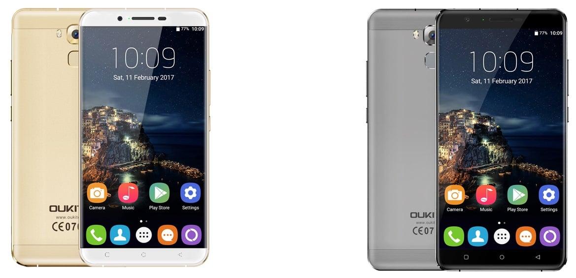 Tabletowo.pl Oukitel U16 Max - ekran 6 cali, 3GB RAM i Android 7.0 Nougat Android Chińskie MWC 2017 Nowości Smartfony