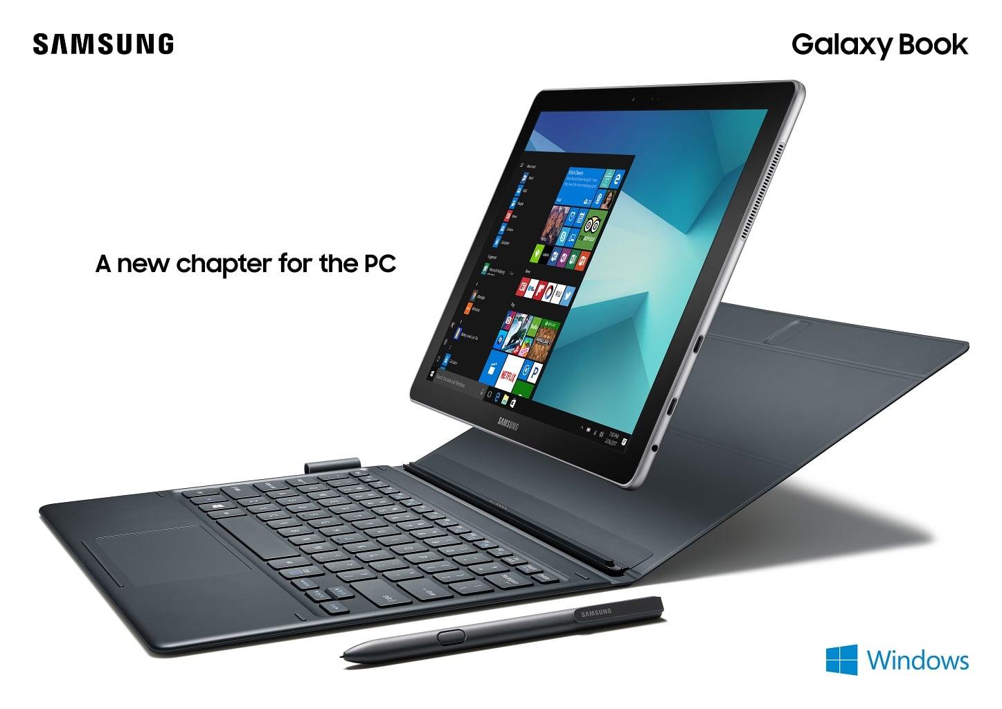 Samsung prezentuje nową rodzinę hybryd z Windowsem - Galaxy Book 18