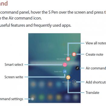 Samsung Galaxy Tab S3 nie będzie tylko tabletem - chce aspirować do miana hybrydy 26