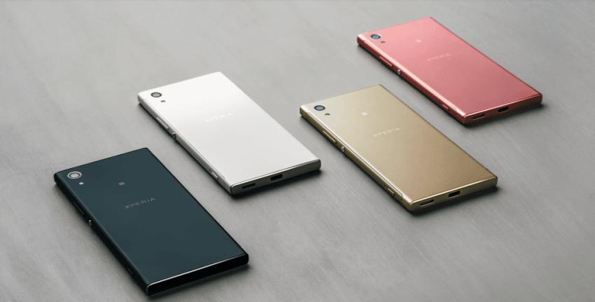 Oprócz Xperii XZ Premium, Sony zaprezentowało trzy inne smartfony - XZs i średniopółkowe XA1 i XA1 Ultra 23