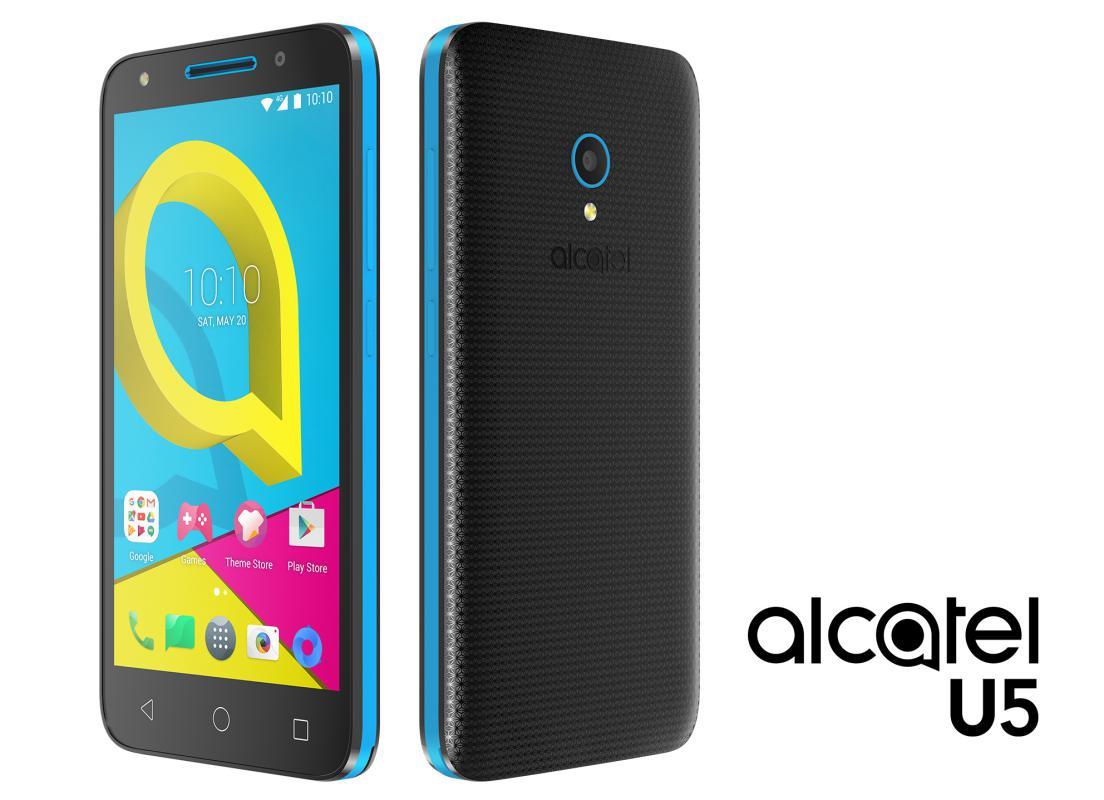 Alcatel prezentuje ultrabudżetowy smartfon U5 20