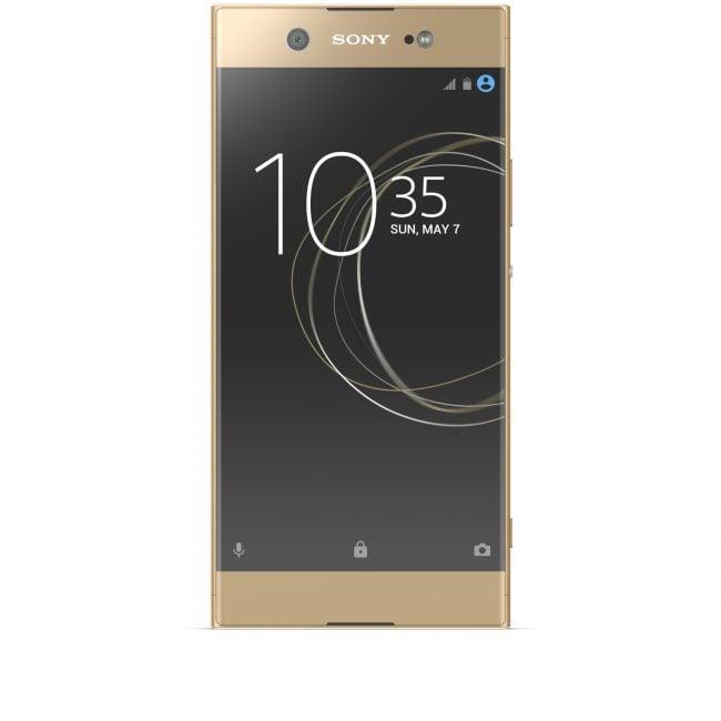 Oprócz Xperii XZ Premium, Sony zaprezentowało trzy inne smartfony - XZs i średniopółkowe XA1 i XA1 Ultra 26