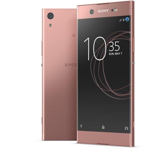 Oprócz Xperii XZ Premium, Sony zaprezentowało trzy inne smartfony - XZs i średniopółkowe XA1 i XA1 Ultra 27