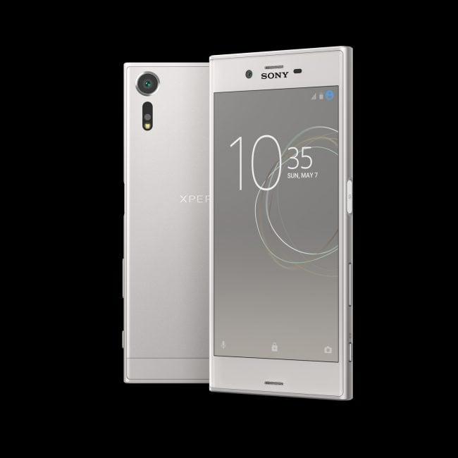 Oprócz Xperii XZ Premium, Sony zaprezentowało trzy inne smartfony - XZs i średniopółkowe XA1 i XA1 Ultra 20