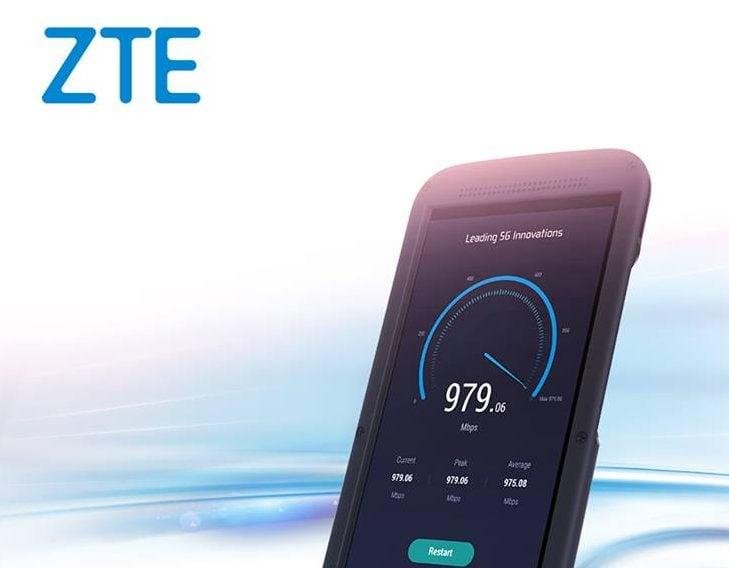 Tabletowo.pl ZTE stroszy piórka - ma pierwszy smartfon, który działa w sieci 5G Ciekawostki MWC 2017 Nowości Smartfony Technologie ZTE
