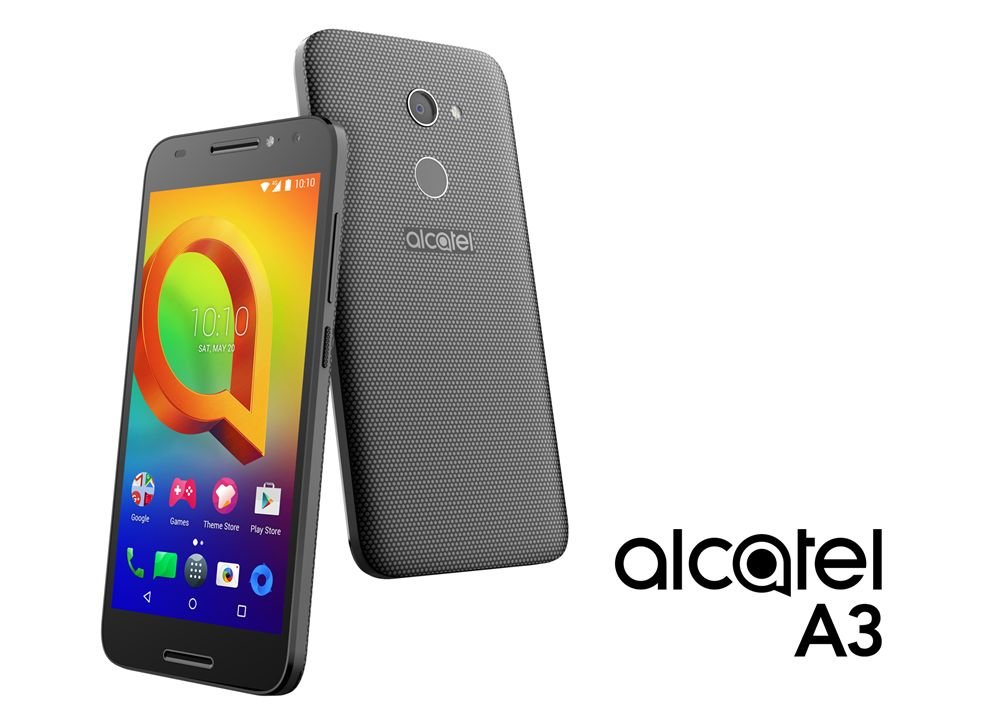 """Alcatel A3 - """"najbardziej przystępny smartfon z ekranem 5"""" HD"""" 20"""