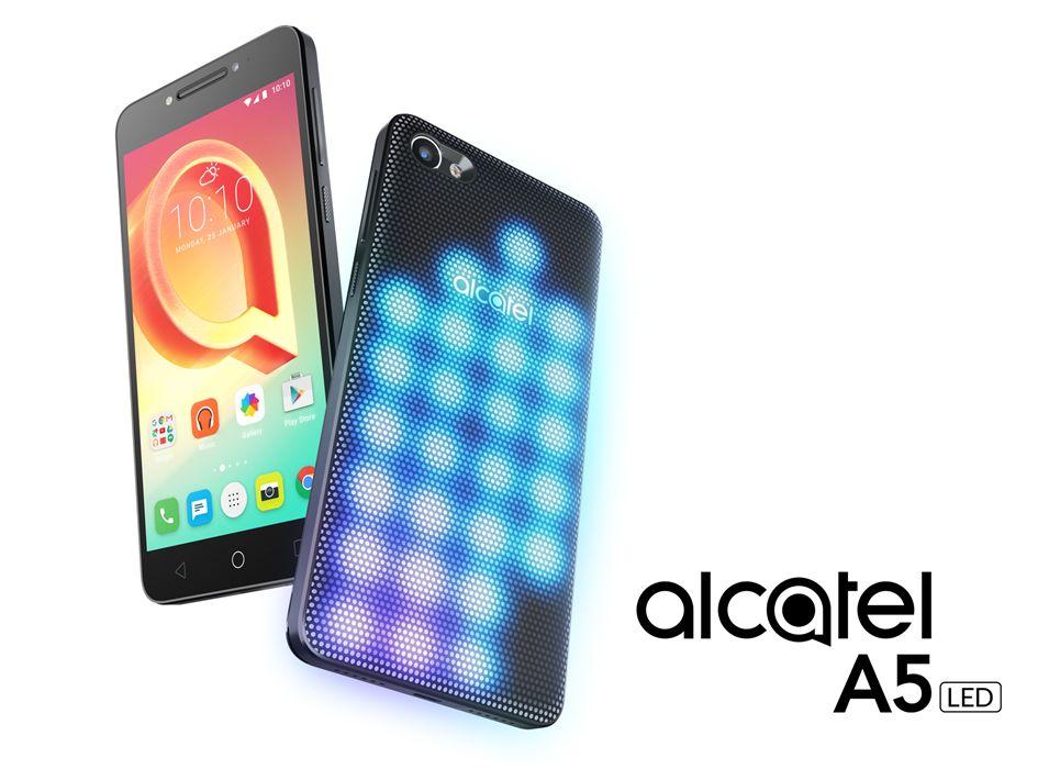 Alcatel ma nowy pomysł na smartfon dla młodych - A5 LED z interaktywną obudową 20