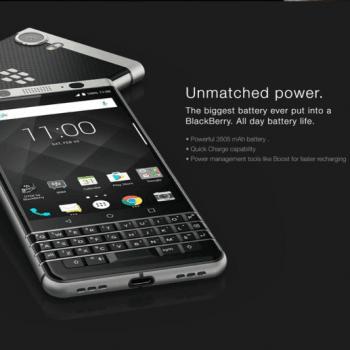 BlackBerry prezentuje swój nowy smartfon z klawiaturą QWERTY: KEYone (Mercury) 28