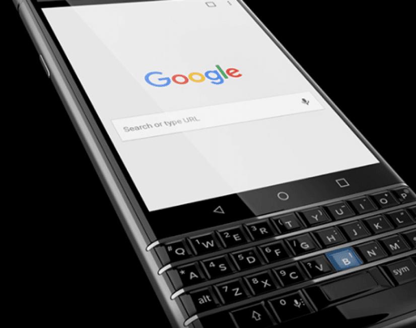BlackBerry prezentuje swój nowy smartfon z klawiaturą QWERTY: KEYone (Mercury) 20