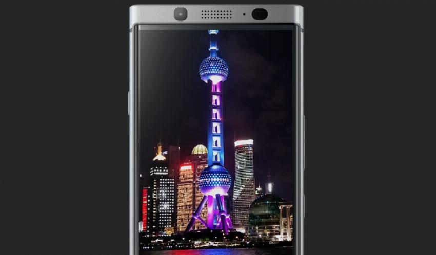 BlackBerry prezentuje swój nowy smartfon z klawiaturą QWERTY: KEYone (Mercury) 23
