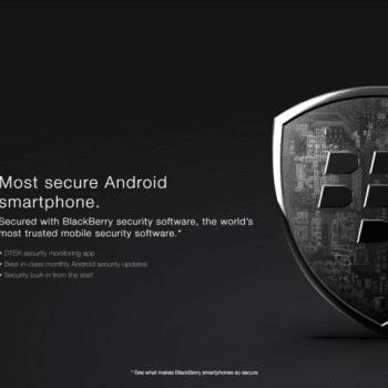 BlackBerry prezentuje swój nowy smartfon z klawiaturą QWERTY: KEYone (Mercury) 33