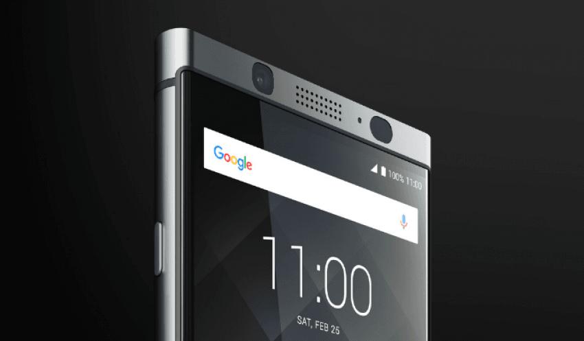 BlackBerry prezentuje swój nowy smartfon z klawiaturą QWERTY: KEYone (Mercury) 24
