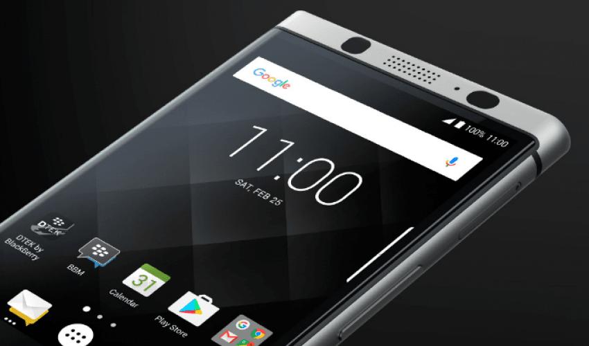 BlackBerry prezentuje swój nowy smartfon z klawiaturą QWERTY: KEYone (Mercury) 17