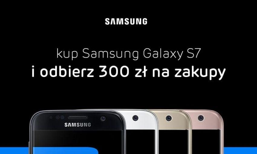 Tabletowo.pl Galaxy S7 i 300 złotych - pozornie jedna promocja, w każdym sklepie rozegrana inaczej (przegląd ofert) Android Promocje Samsung Smartfony