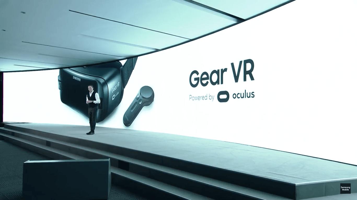 Tabletowo.pl Dziedzictwo Oculusa zachowane - nowe Samsung Gear VR z kontrolerem MWC 2017 Nowości Samsung Sprzęt Wirtualna rzeczywistość