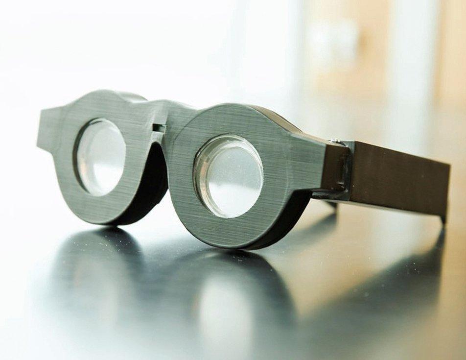 Tabletowo.pl Te okulary same regulują ostrość obrazu, ale są mega brzydkie Ciekawostki Technologie