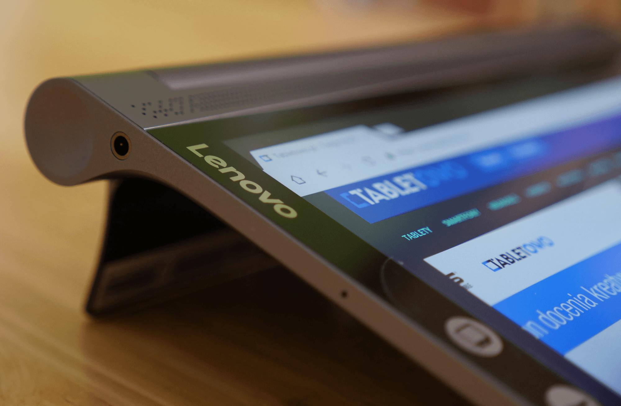 Recenzja Lenovo Yoga Tab 3 Plus 21