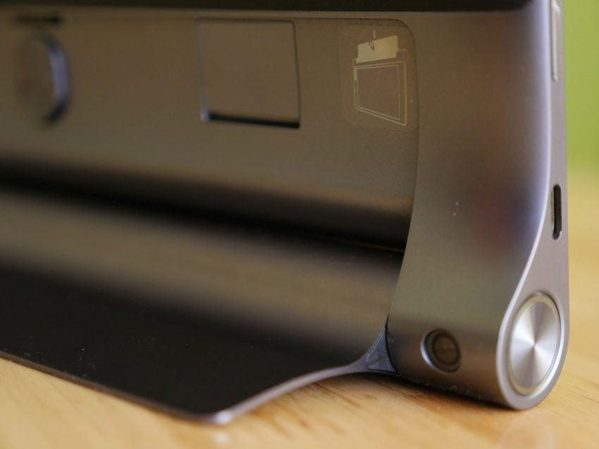 Recenzja Lenovo Yoga Tab 3 Plus 25