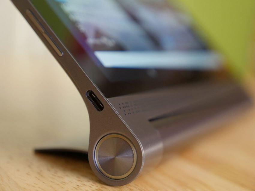 Recenzja Lenovo Yoga Tab 3 Plus 27