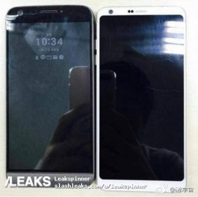 LG G6 nie będzie o wiele większy od poprzednika mimo ekranu 5,7 cala (aktualizacja: nowy render) 18