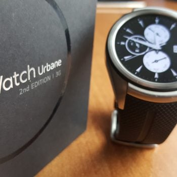 Recenzja LG Watch Urbane 2nd Edition 28