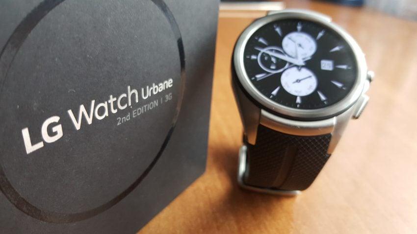 Recenzja LG Watch Urbane 2nd Edition 23