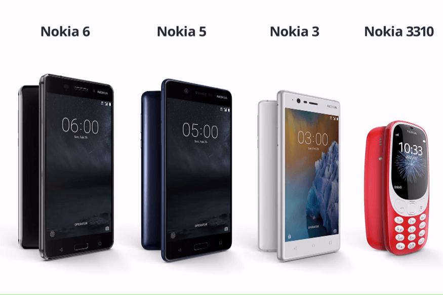 Tabletowo.pl Garść nowości od Nokii na MWC 2017. Powitajcie modele 3, 5, 6 i 3310 Android MWC 2017 Nokia Nowości Smartfony