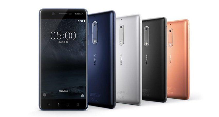 Tabletowo.pl Już są. Nokia 3, Nokia 5 i Nokia 6 w Polsce Nokia Nowości Smartfony