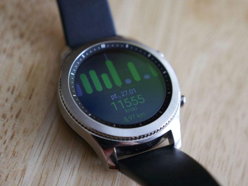 Recenzja Samsunga Gear S3 Classic - dobry smartwatch stał się jeszcze lepszy 33