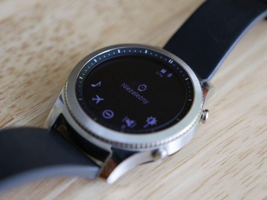 Recenzja Samsunga Gear S3 Classic - dobry smartwatch stał się jeszcze lepszy 50