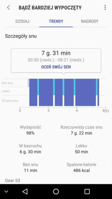 Recenzja Samsunga Gear S3 Classic - dobry smartwatch stał się jeszcze lepszy 46