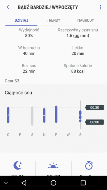 Recenzja Samsunga Gear S3 Classic - dobry smartwatch stał się jeszcze lepszy 47