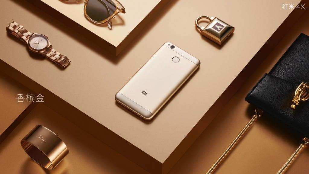 Xiaomi Redmi 4X - zadebiutował ulepszony Redmi 4 21