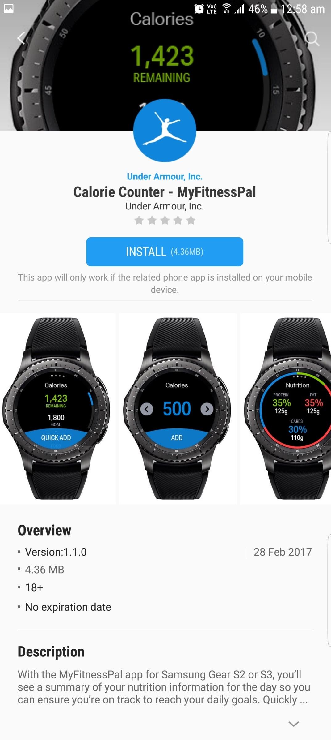 Endomondo nareszcie na Samsungu Gear S2 i Gear S3. Dla ...