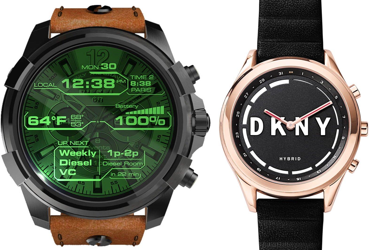 Fossil wprowadzi w tym roku na rynek aż TRZYSTA smartwatchy 31