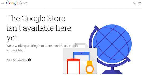 Google Store od teraz dostępny dla wszystkich. Jest jednak pewien haczyk 21