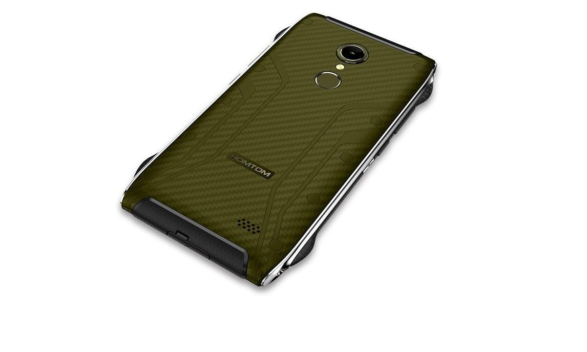 Tabletowo.pl Wzmocniony i lekko podrasowany Homtom HT20 Pro trafił do sprzedaży w Polsce Android Chińskie Smartfony