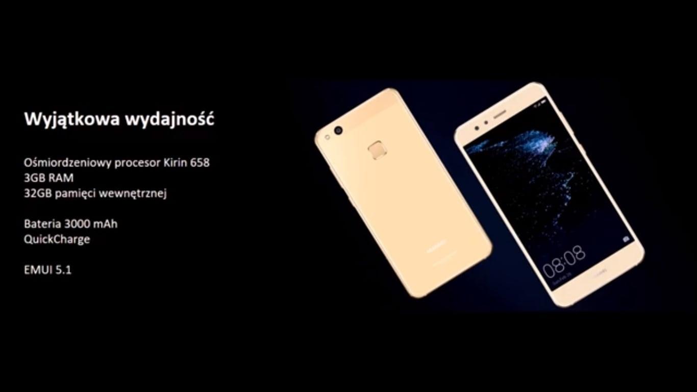 Tabletowo.pl Huawei P10 Lite debiutuje w Polsce. Niestety, w słabszej wersji niż w Europie Zachodniej Android Huawei Smartfony