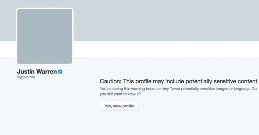 Twitter może ukryć twój profil i nawet Cię o tym nie poinformuje 22