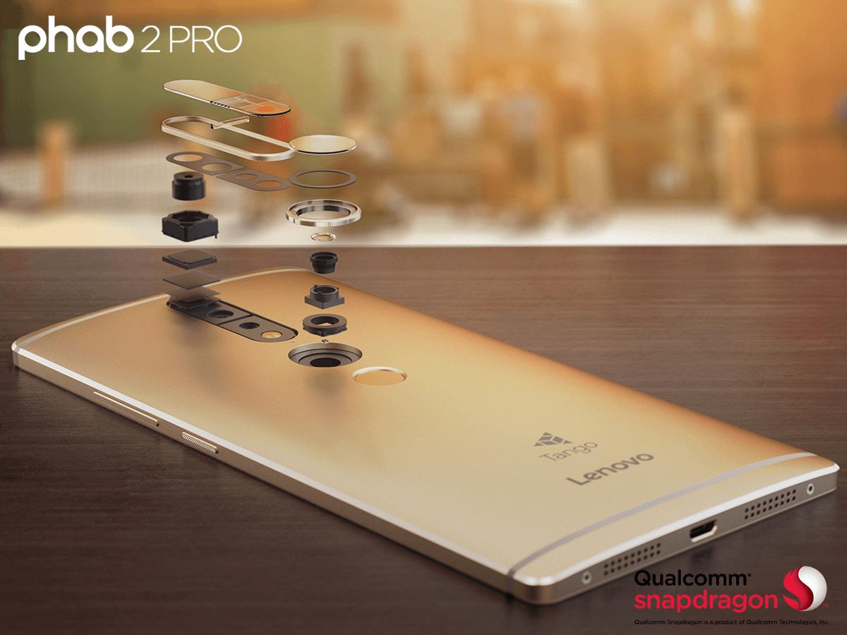 Promocja: Lenovo Phab 2 Pro tylko dziś tańszy o 300 złotych. Ale trzeba się spieszyć 19