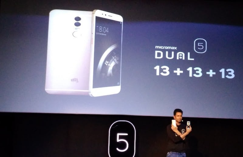Kto w Micromax zaplanował prezentację Dual 5 w dzień konferencji Samsunga? 20