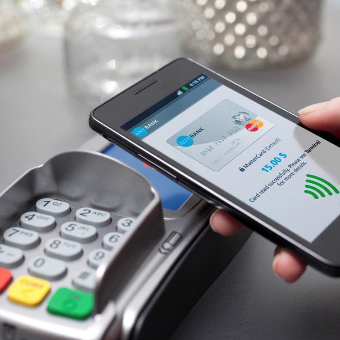 Płatności zbliżeniowe są bardzo popularne w naszym kraju