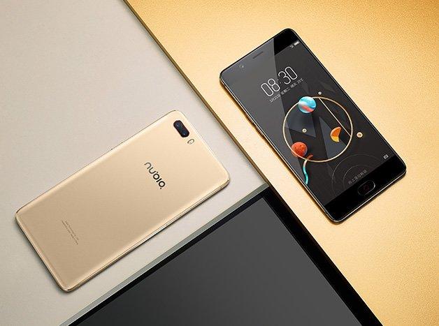 Tabletowo.pl Nubia M2 z podwójnym aparatem głównym i Nubia M2 Lite z kamerką 16 Mpix zadebiutowały Android Nowości Smartfony ZTE