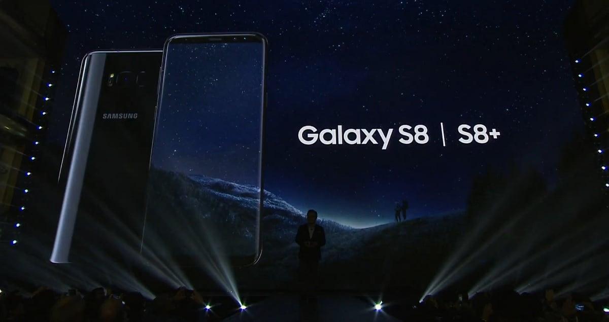 Tabletowo.pl Na tę premierę czekał z niecierpliwością cały świat: Samsung zaprezentował Galaxy S8 i Galaxy S8+ Android Nowości Samsung Smartfony